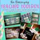 Teacher Toolbox Labels - Llama Theme - Editable