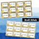 Teacher Toolbox Labels ~ Ocean Theme Editable