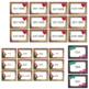 Teacher Toolbox Labels ~ Vintage Theme Editable