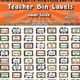 Teacher Toolbox / Storage bin labels   APT-001