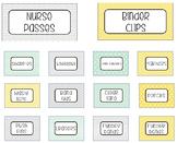 Teacher Toolbox Tabs & Labels