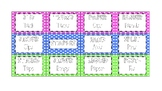 Teacher Toolbox/Toolkit Labels