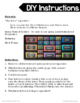 Teacher Toolbox - Editable Turquoise Dots Labels