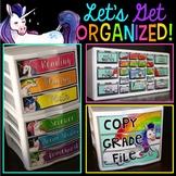 Teacher Toolbox and More - {Unicorn Theme Classroom}