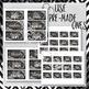 Teacher Toolkit Labels - Chalkboard/Chevron Design - EDITABLE!!