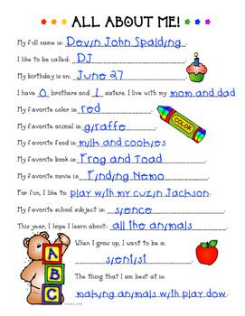 Teacher Tools Printables Download