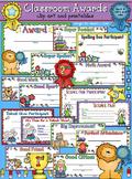 Classroom Awards Clip Art & Printables