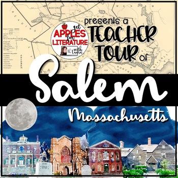 Teacher Tour Itinerary Salem Massachusetts