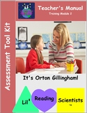 Teacher Training Manual (Module 2) Assessment Tool Kit (OG)