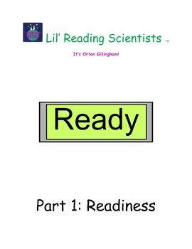 Teacher Training Manual (Module 4) Part 1: Readiness