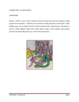 Teacher Training Manual for the SamiTales English Reading Program