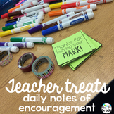 Teacher Treat Tags