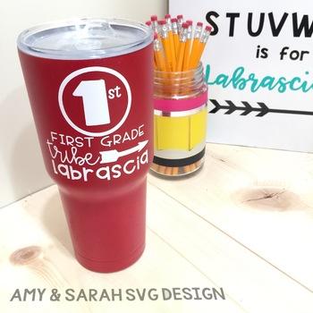 Teacher Tribe Grade Level SVG Designs Bundle