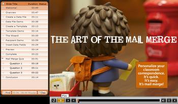 Teacher Tutorial: The Art of the Mail Merge