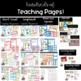 Teacher Ultimate Literacy Resource Bundle 600+ pages