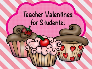Teacher Valentines