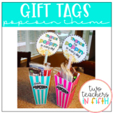 Teacher, Volunteer, Art Lit, or Parent Helper Gift Tags