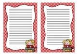Teacher Writing Paper