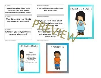 Teacher and Counselor's Kit: Getting to Know Your Students More Bundle