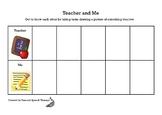 Teacher and Me