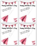 Teacher and Staff Valentine's Day Cards