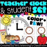 Teacher and Student Clock Sets!