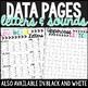 Teacher and Student Data Binder Bundle