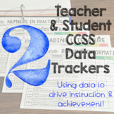 Teacher and Student Data Trackers 2nd