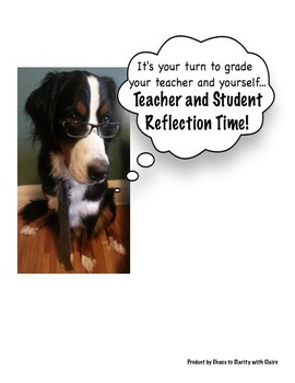 Teacher and Student Reflection Packet