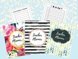 Teacher binder {Editable edition+PDF}