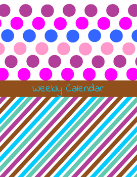 Teacher binder cover and dividers