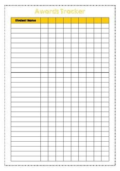 Teacher binder sheet templates