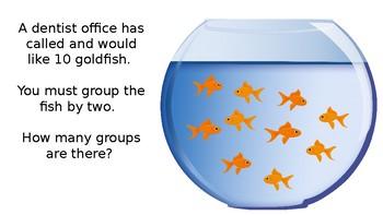 Teacher directed Multiplication Grouping method
