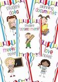 Teacher file covers
