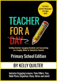Teacher for a Day- Primary Edition