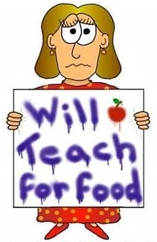 Teacher humor poor teacher first year problems