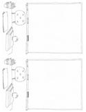 Teacher notepad pattern