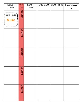 teacher plan book template by miss sharp teachers pay teachers