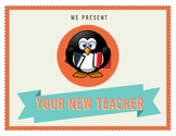Teacher presentation