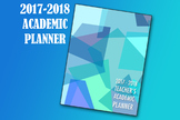 Teacher's Academic Planner for 2017-2018