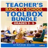 Teacher's Back to School Toolbox