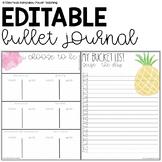 Teacher's Bullet Journal