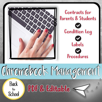 Teacher's Chromebook Management Toolkit