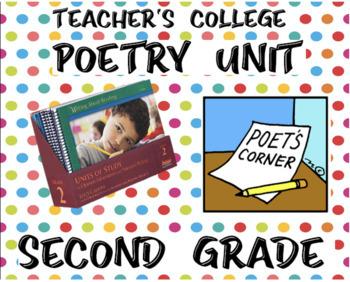 Teacher's College Grade 2 Poetry Unit
