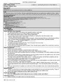 Teacher's College (TC) Writing Unit Pattern Books Lesson Plans- Kindergarten