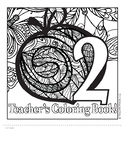 Teacher's Coloring Book 2 Templates