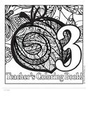 Teacher's Coloring Book 3 Templates