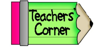The Teacher Corner Worksheets & Teaching Resources | TpT