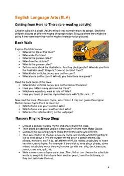 Teacher's Guide to MOTOR GOOSE