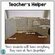 Teacher's Helper Academic & Motivational Office (math & writing reference tools)
